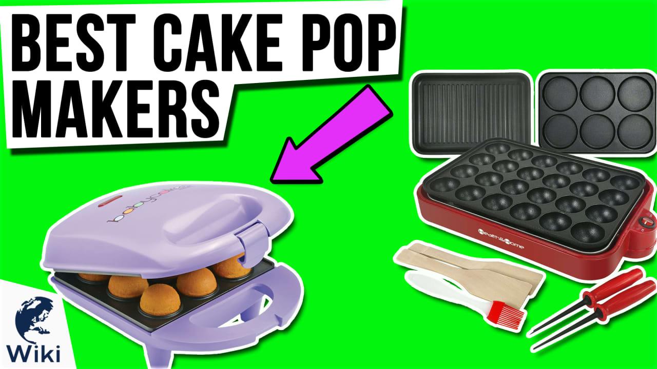 10 Best Cake Pop Makers