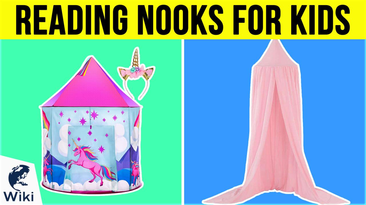 10 Best Reading Nooks For Kids