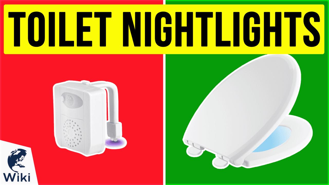 8 Best Toilet Nightlights