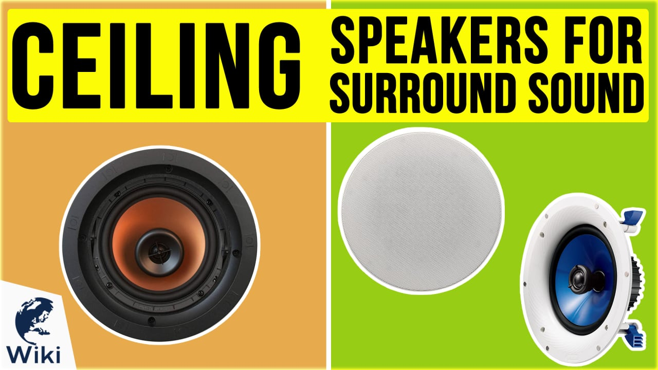 10 Best Ceiling Speakers For Surround Sound