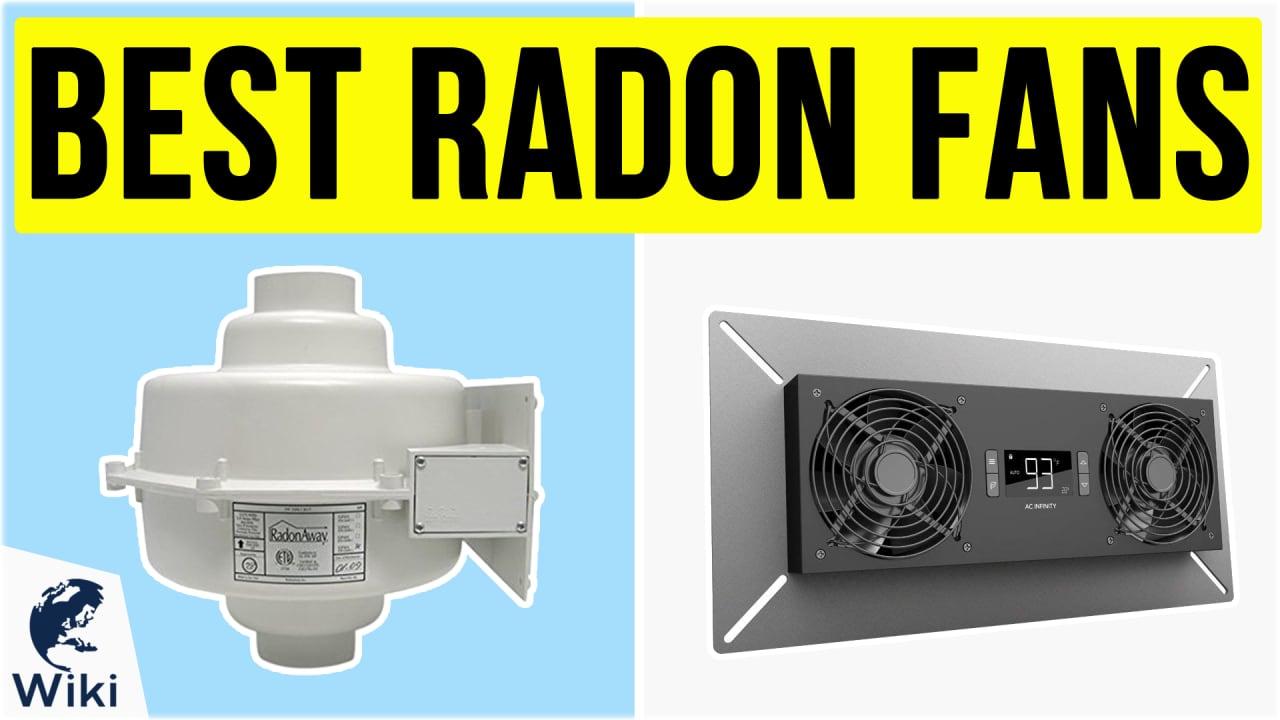 9 Best Radon Fans