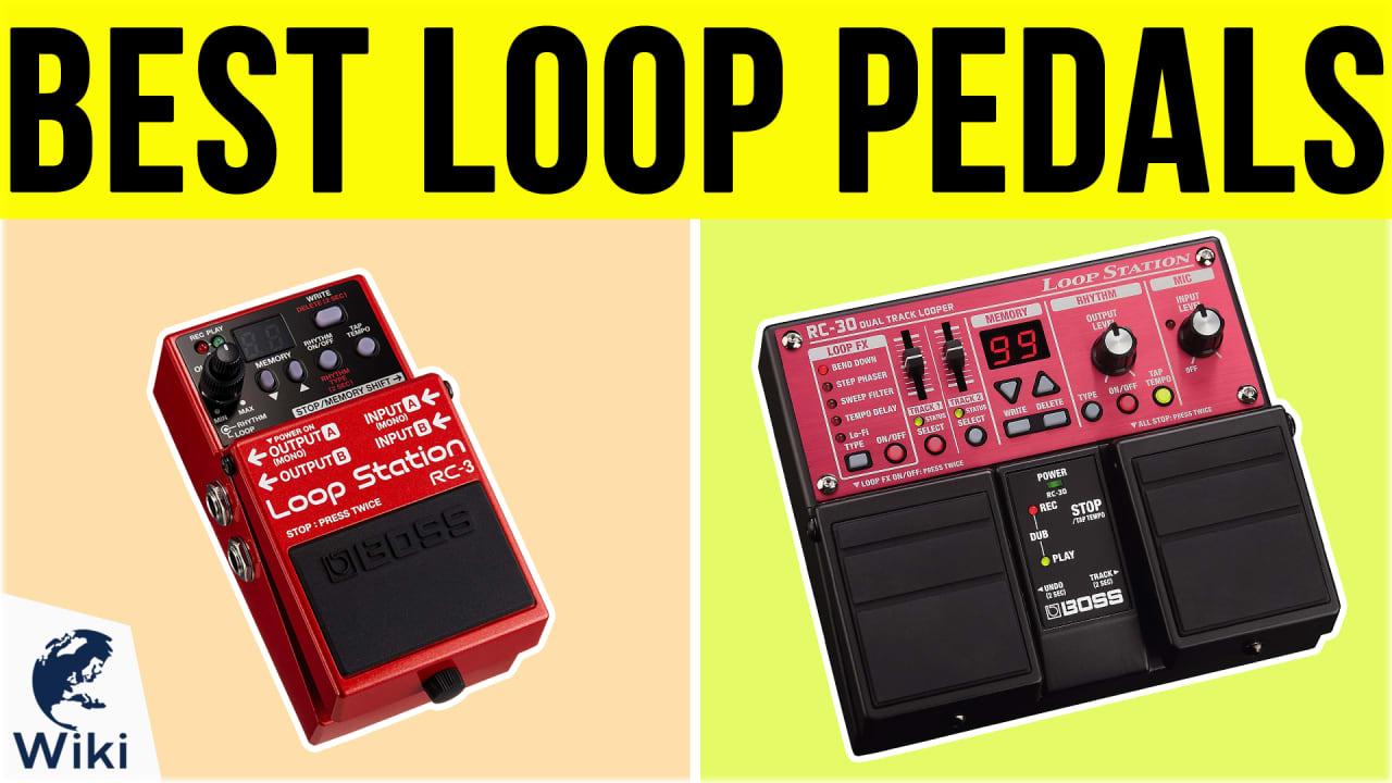 10 Best Loop Pedals