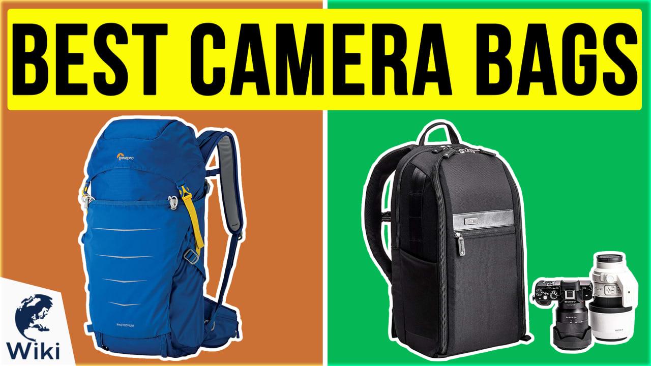 10 Best Camera Bags