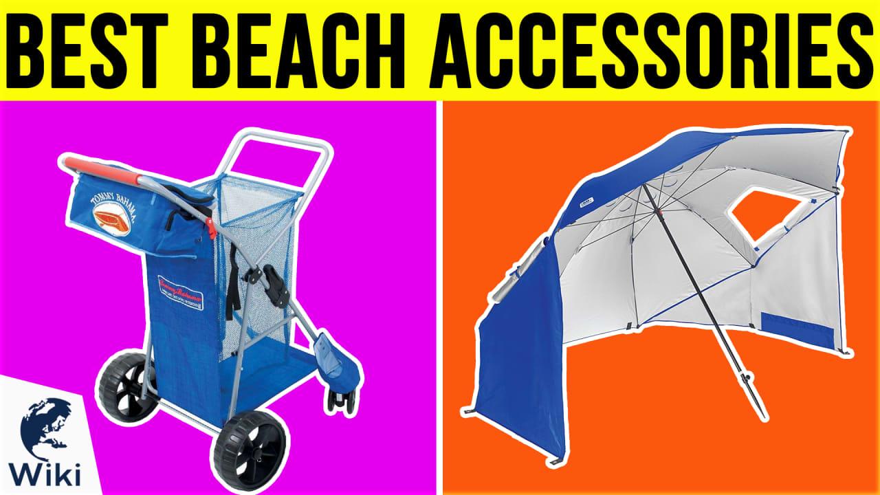 10 Best Beach Accessories