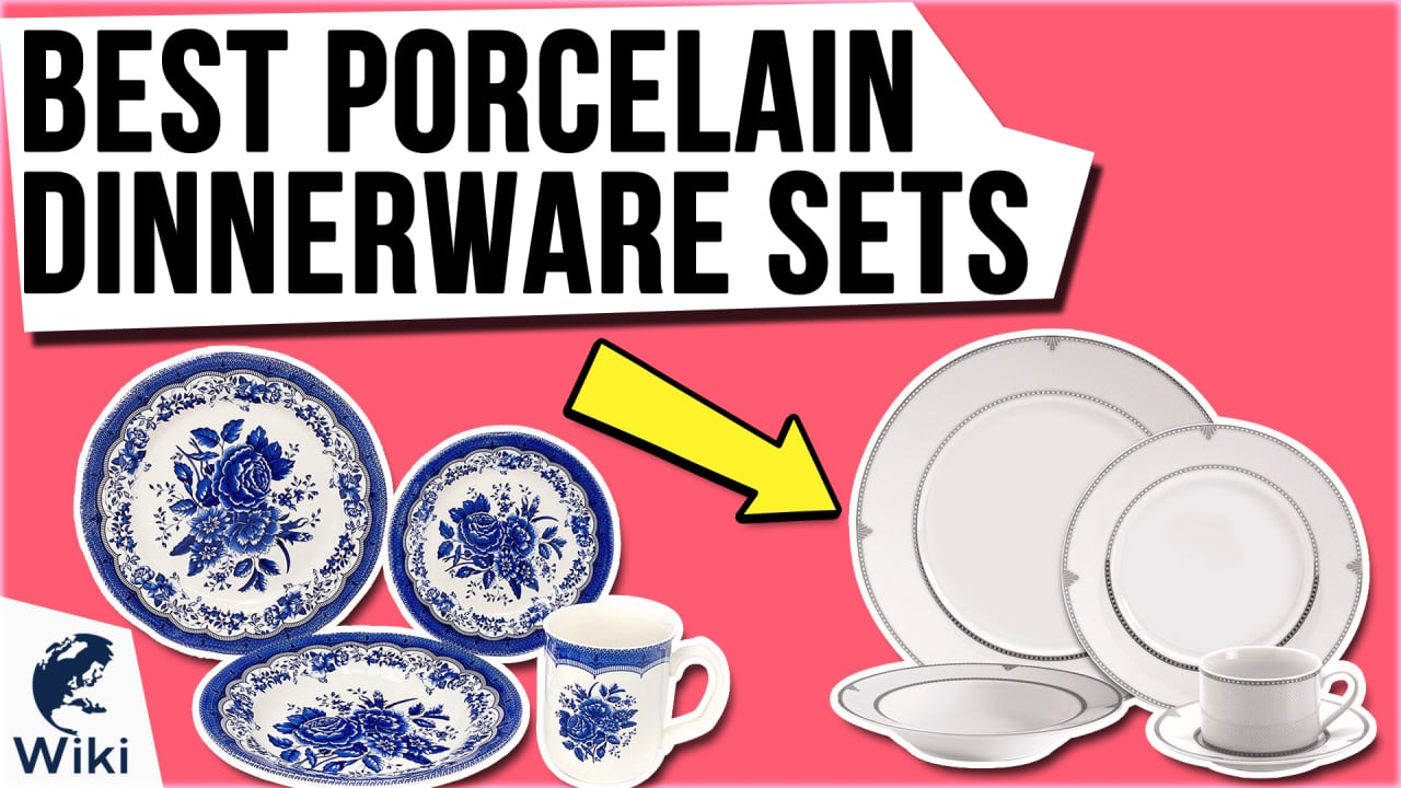 10 Best Porcelain Dinnerware Sets