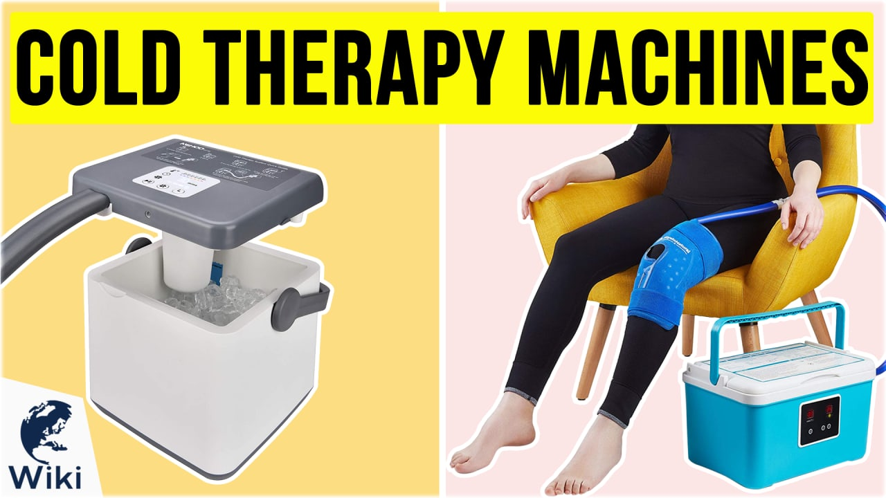 8 Best Cold Therapy Machines