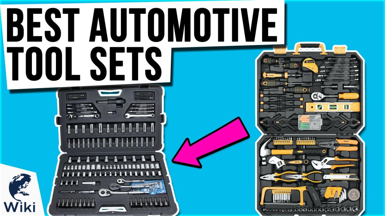 10 Best Automotive Tool Sets