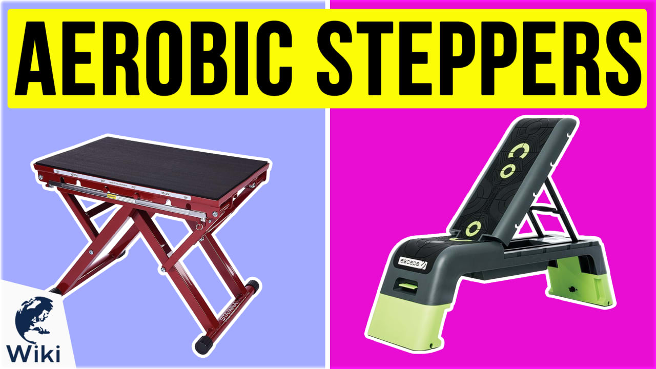 10 Best Aerobic Steppers