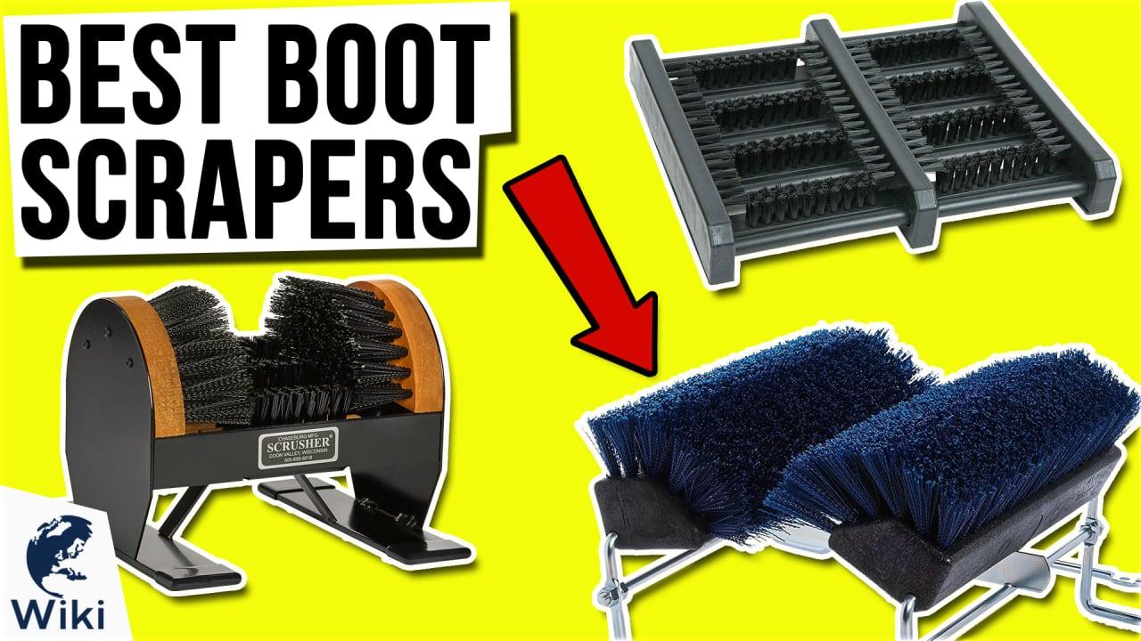 10 Best Boot Scrapers