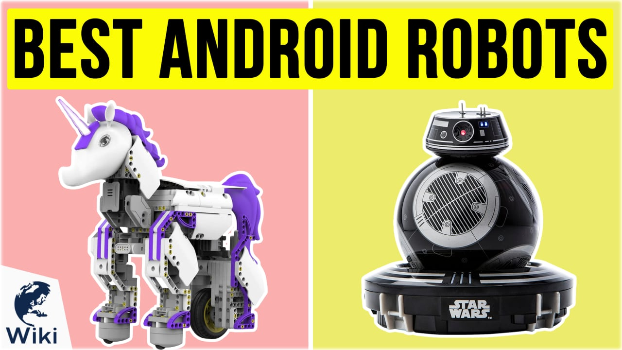 10 Best Android Robots