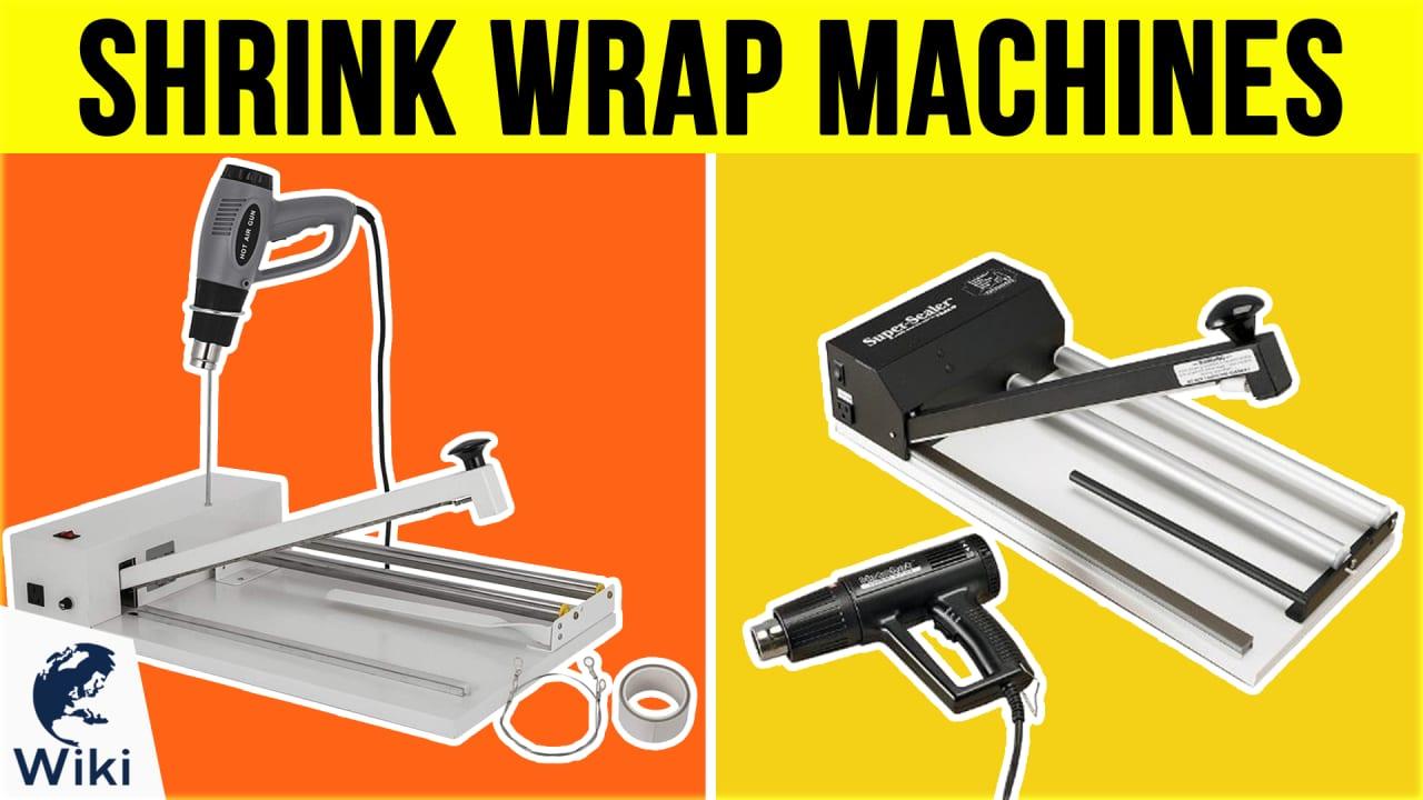 9 Best Shrink Wrap Machines