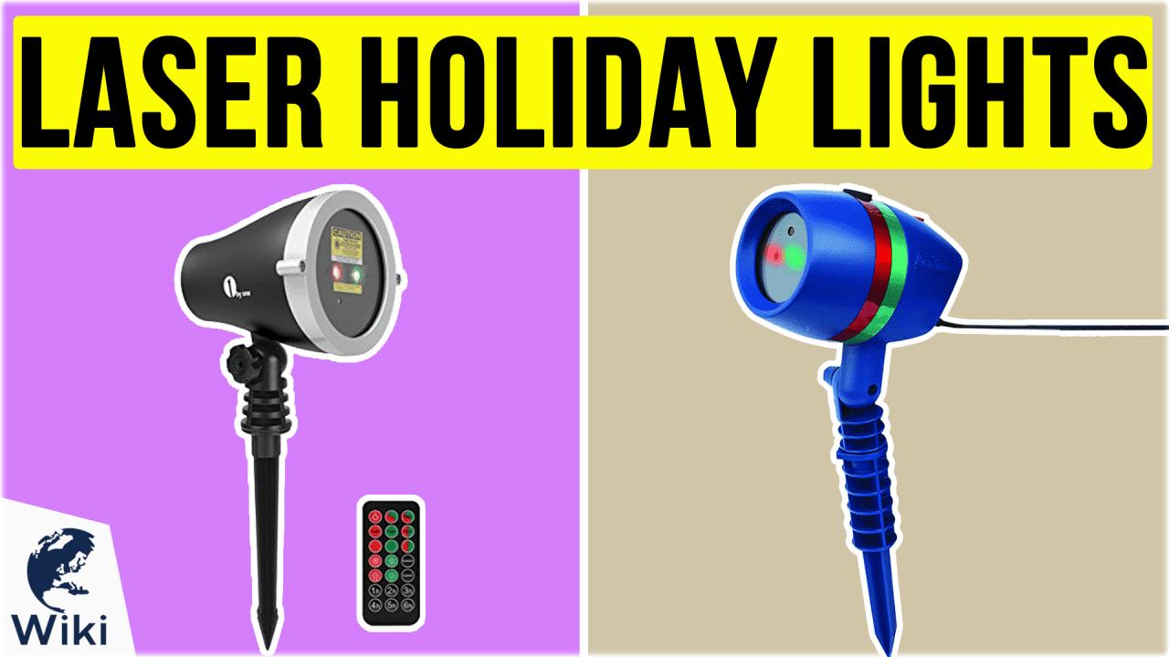 10 Best Laser Holiday Lights