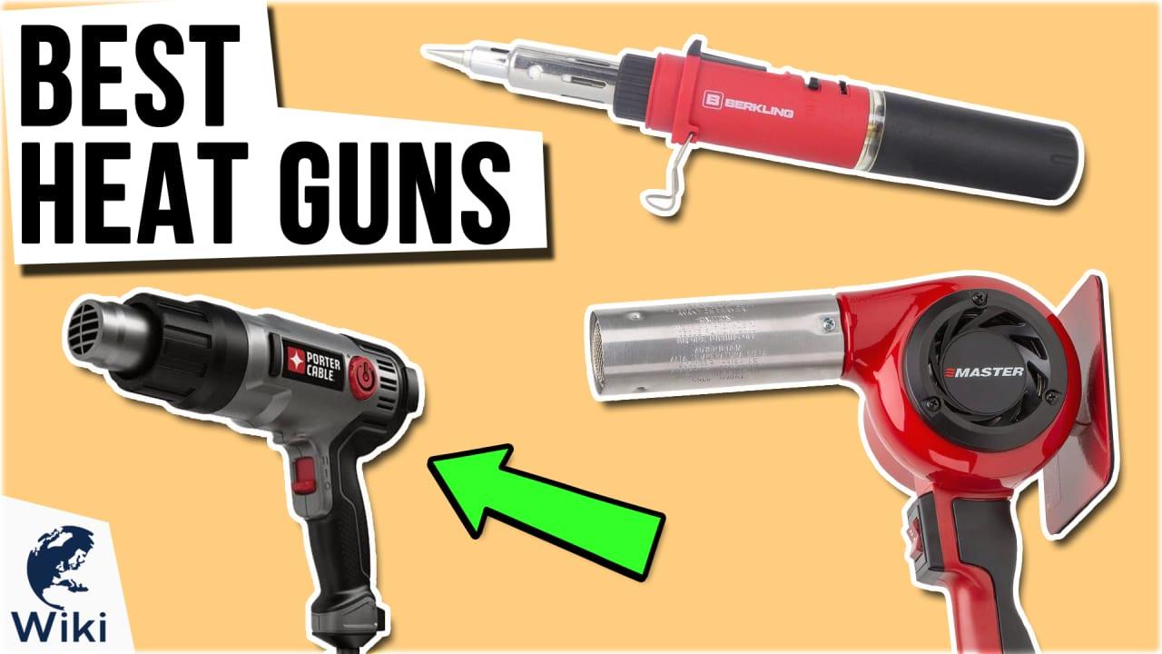 10 Best Heat Guns