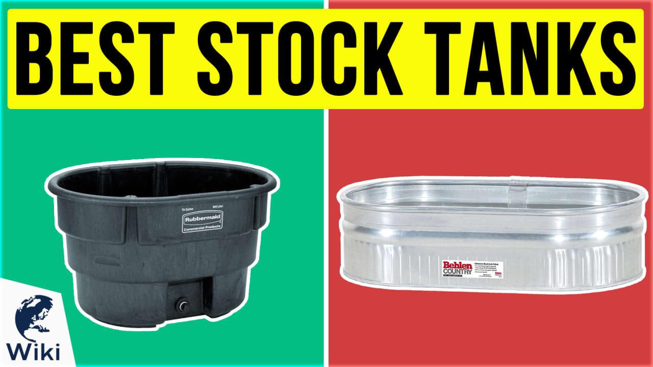 7 Best Stock Tanks
