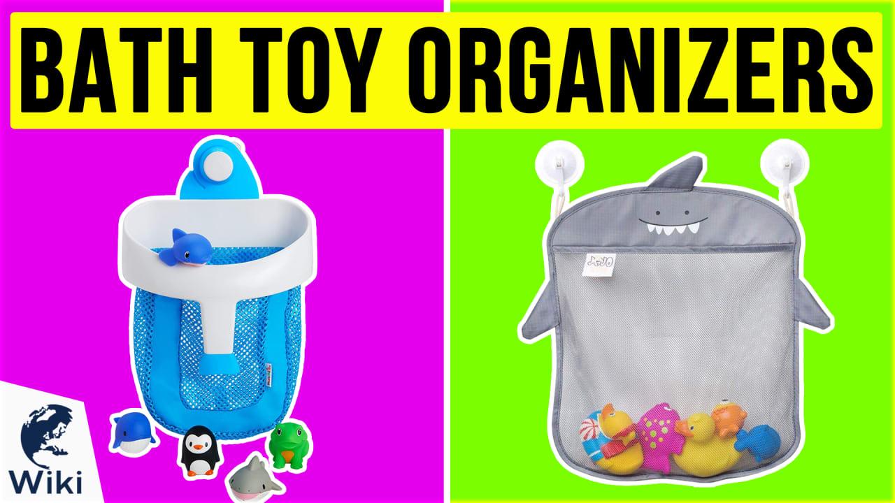 10 Best Bath Toy Organizers