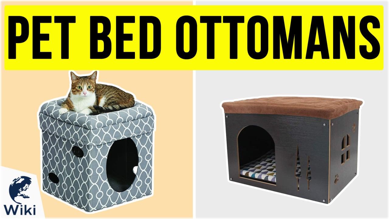 10 Best Pet Bed Ottomans
