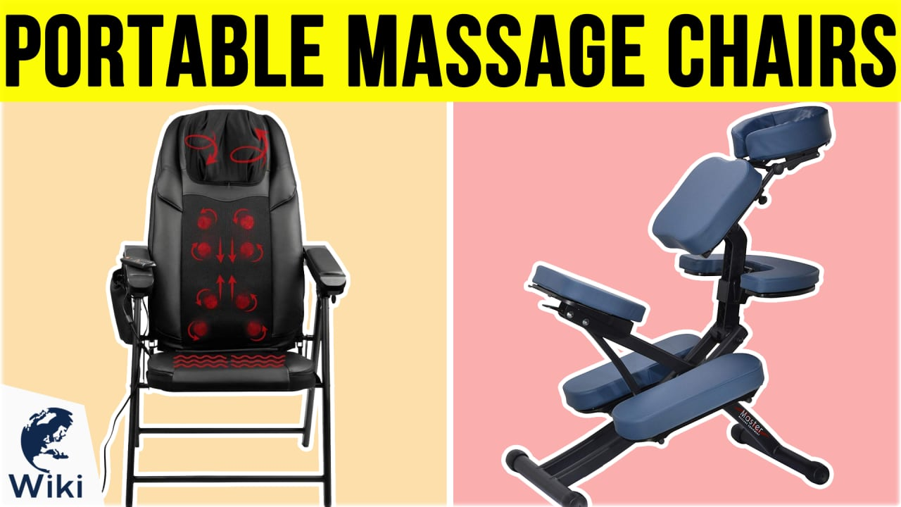 10 Best Portable Massage Chairs
