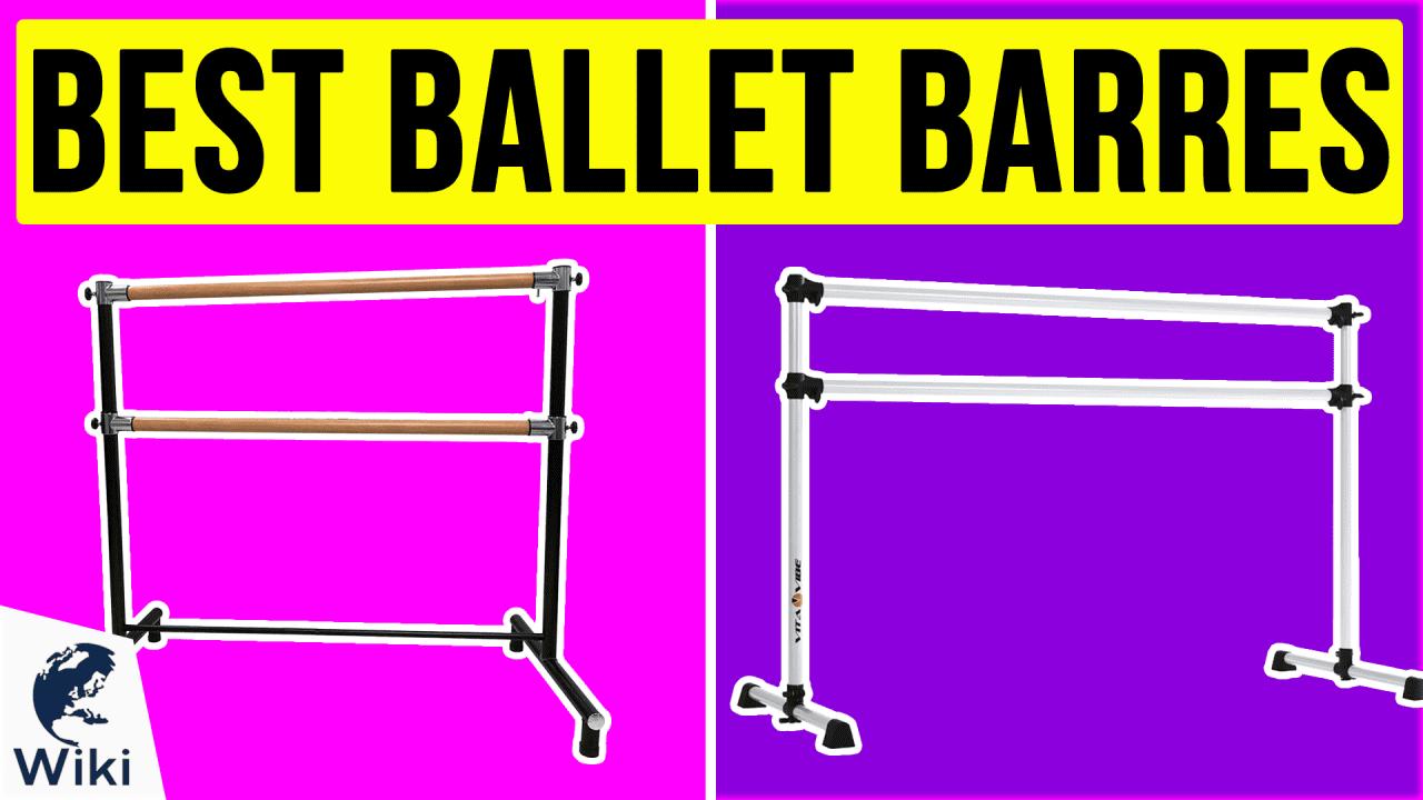 6 Best Ballet Barres