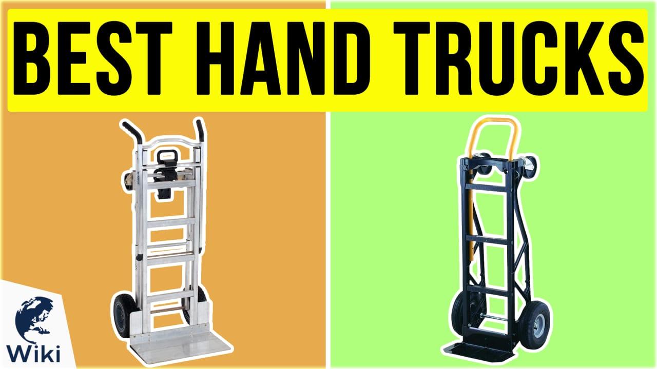 9 Best Hand Trucks