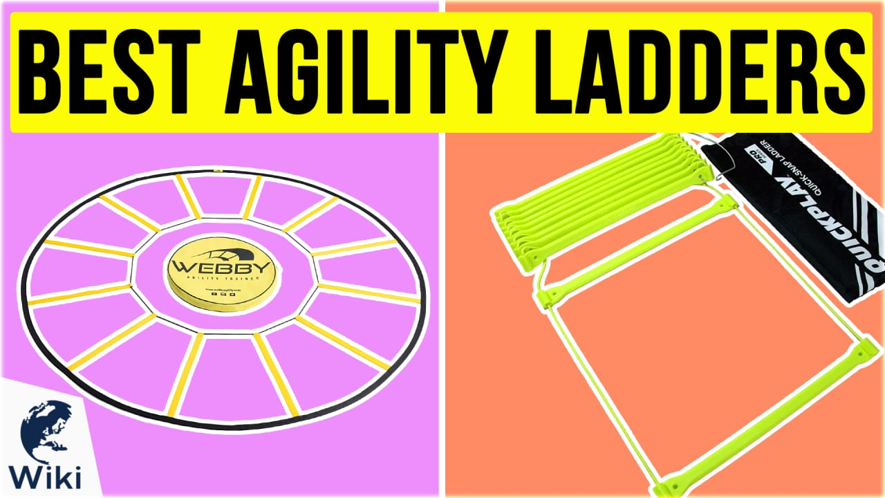 9 Best Agility Ladders