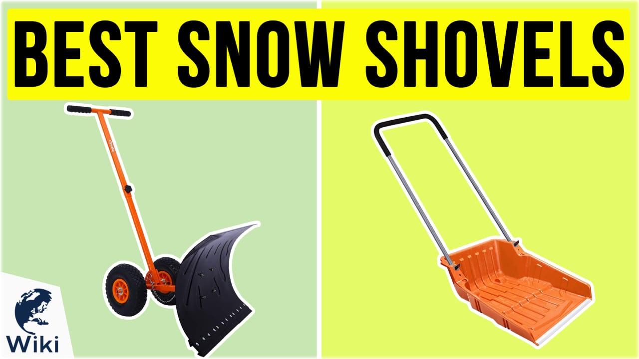 10 Best Snow Shovels