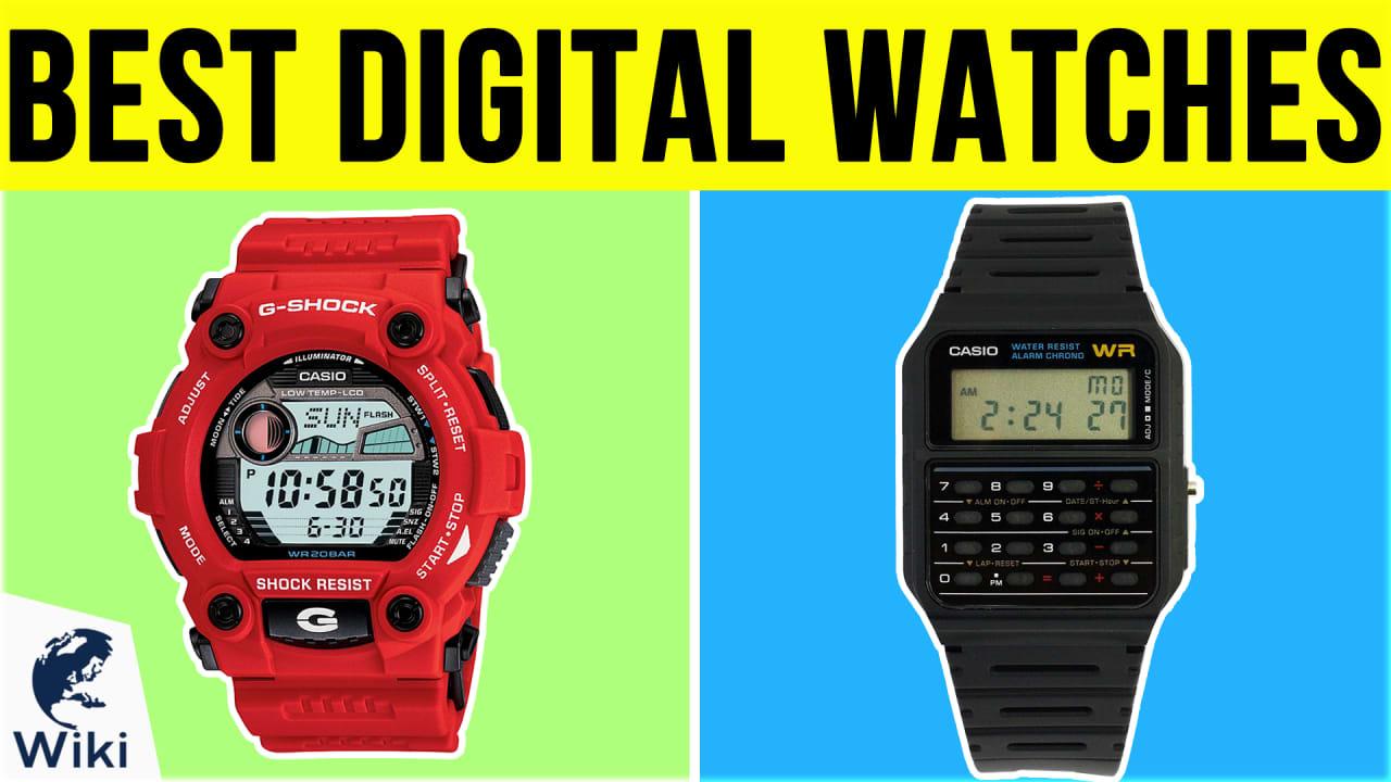 10 Best Digital Watches