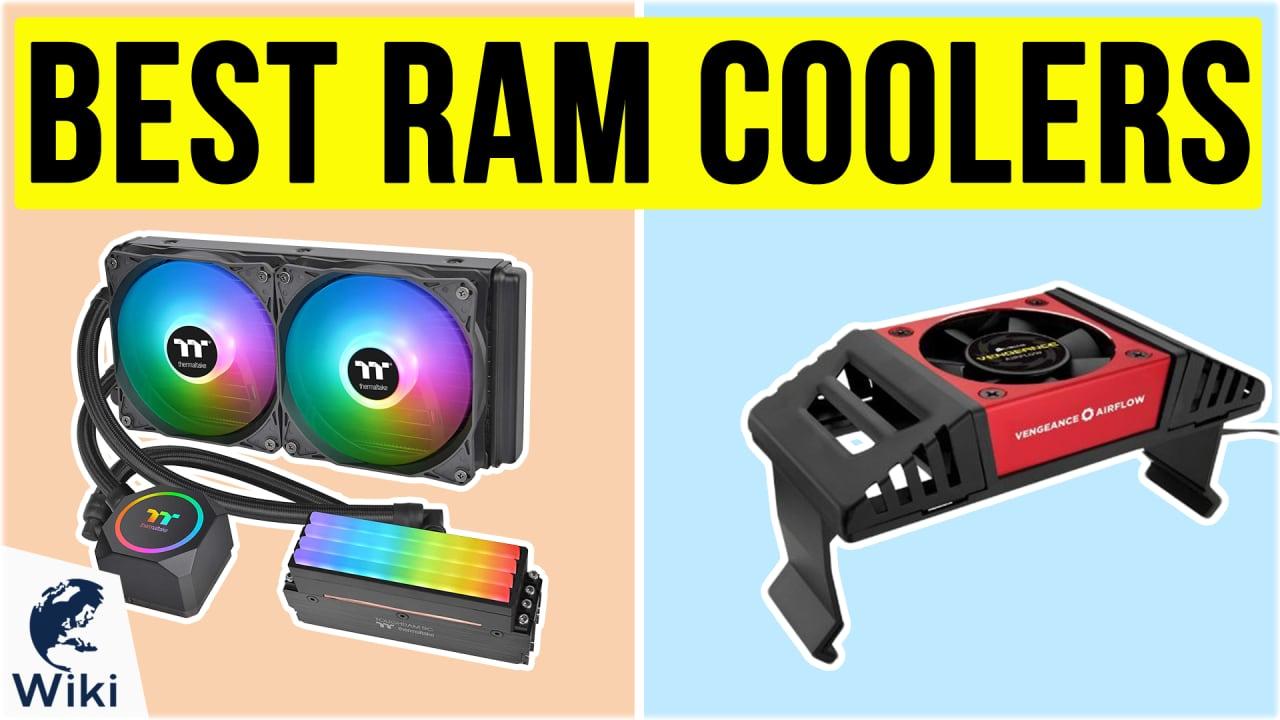 7 Best RAM Coolers