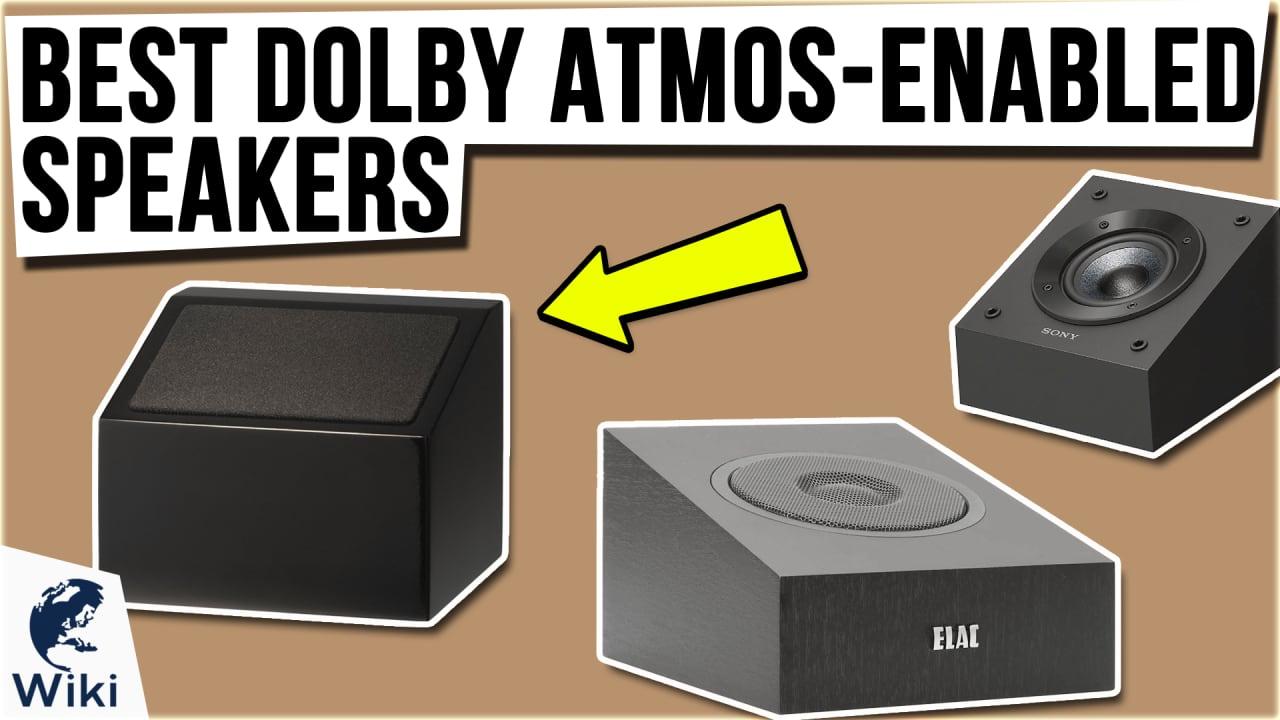 10 Best Dolby Atmos-Enabled Speakers