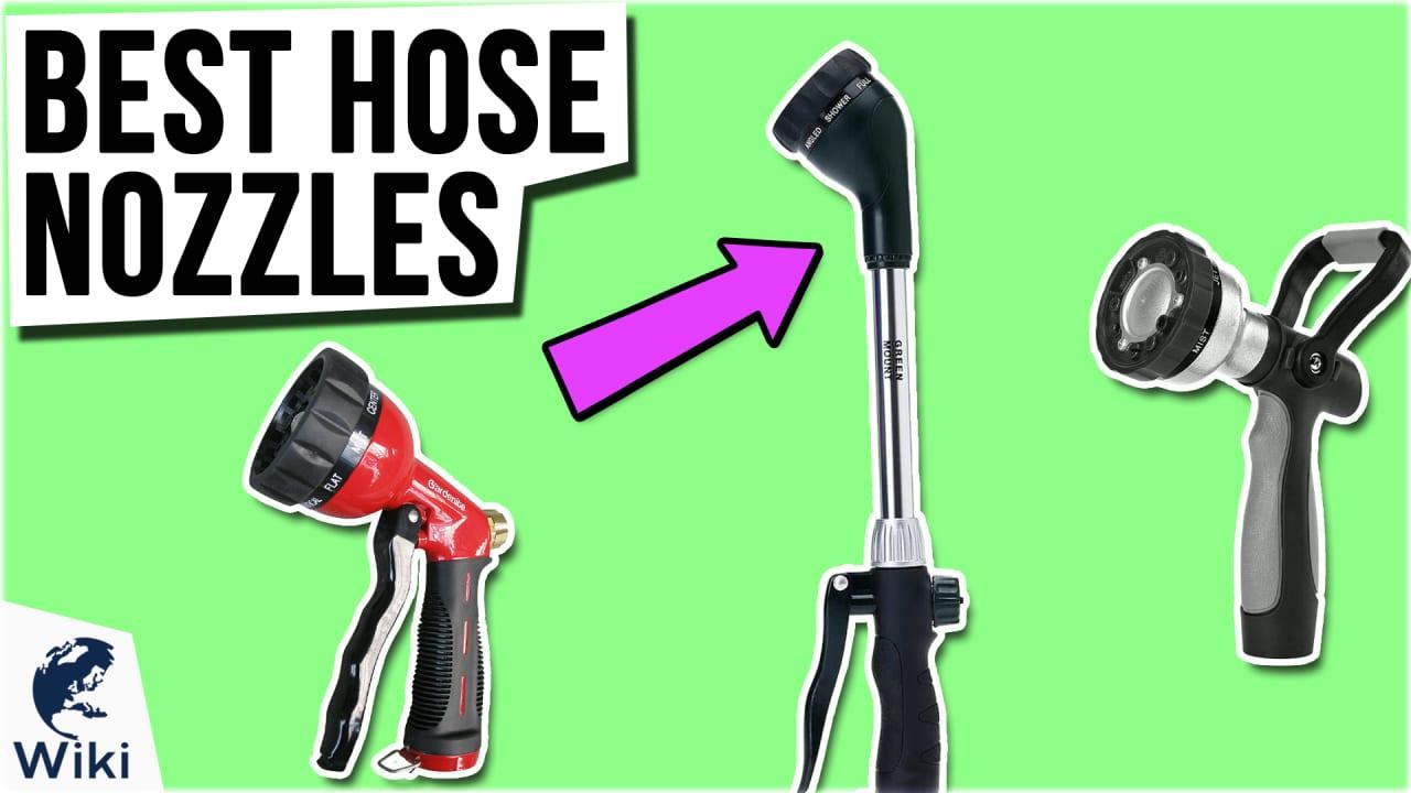 9 Best Hose Nozzles