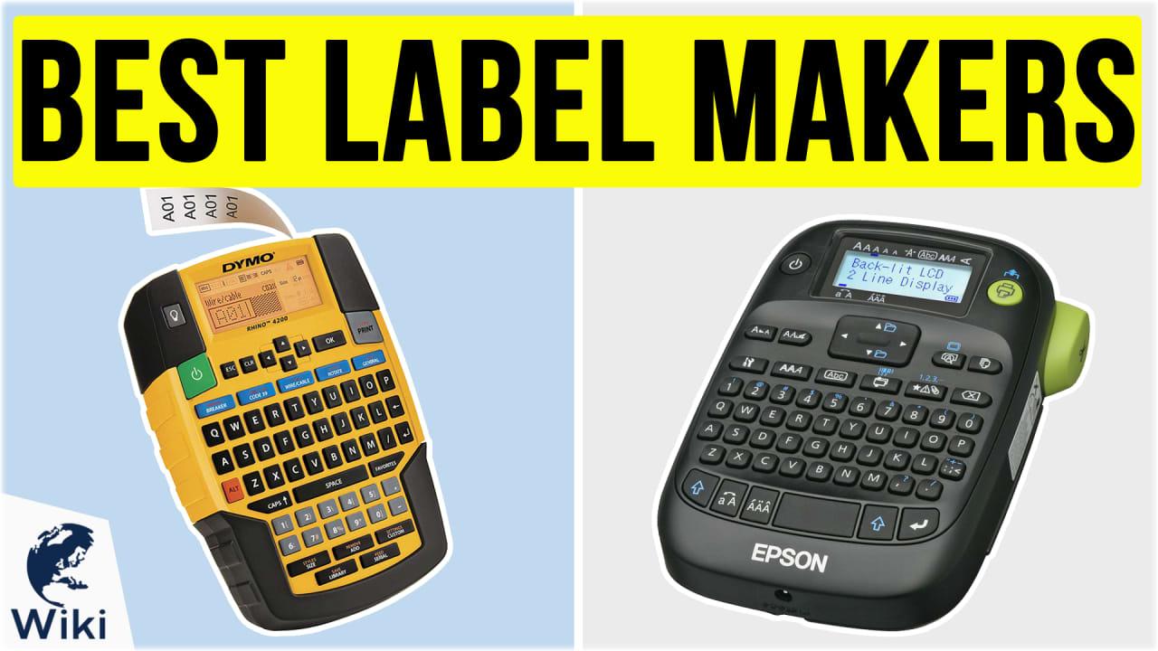 10 Best Label Makers
