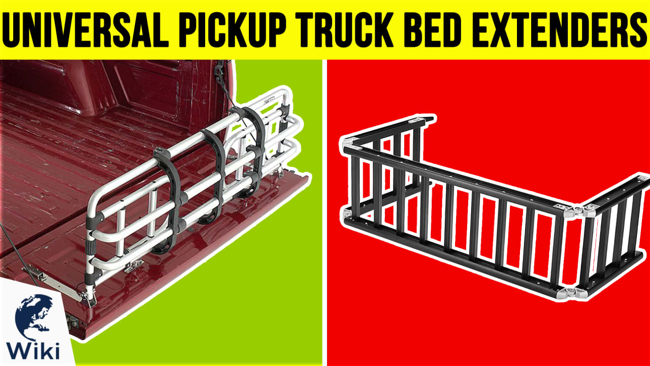 5 Best Universal Pickup Truck Bed Extenders