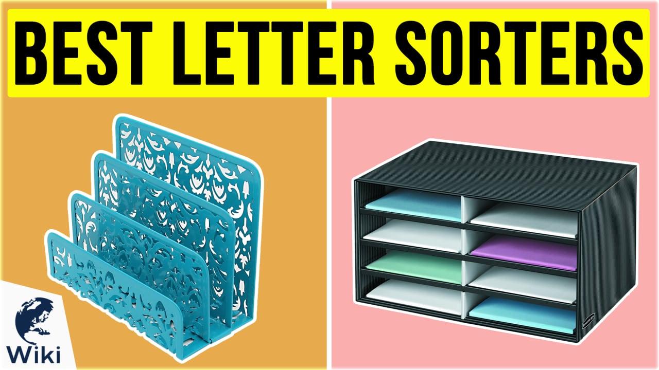 10 Best Letter Sorters