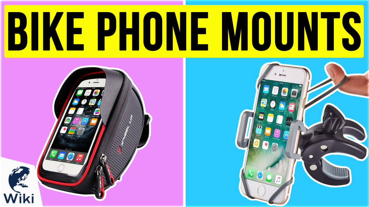 10 Best Bike Phone Mounts
