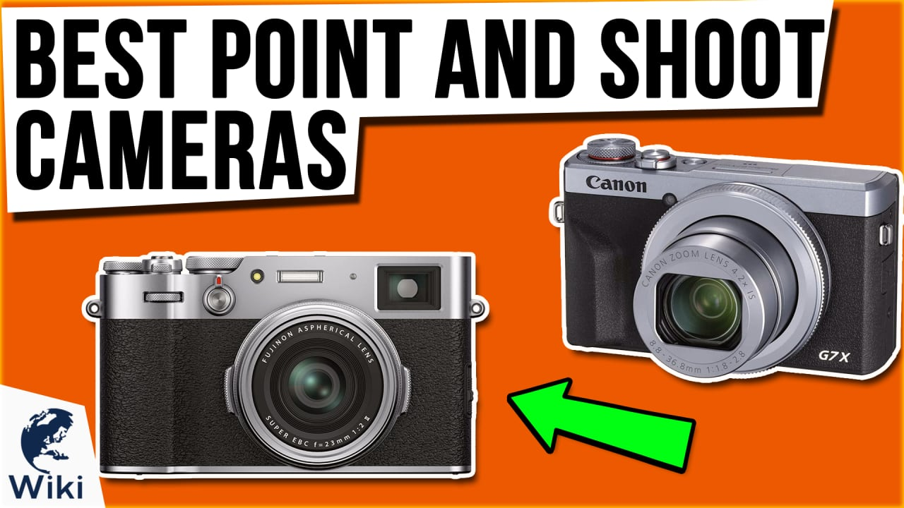 10 Best Point And Shoot Cameras