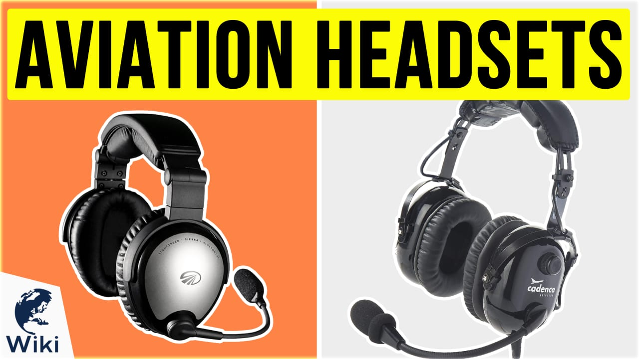 10 Best Aviation Headsets