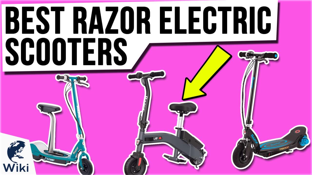 10 Best Razor Electric Scooters
