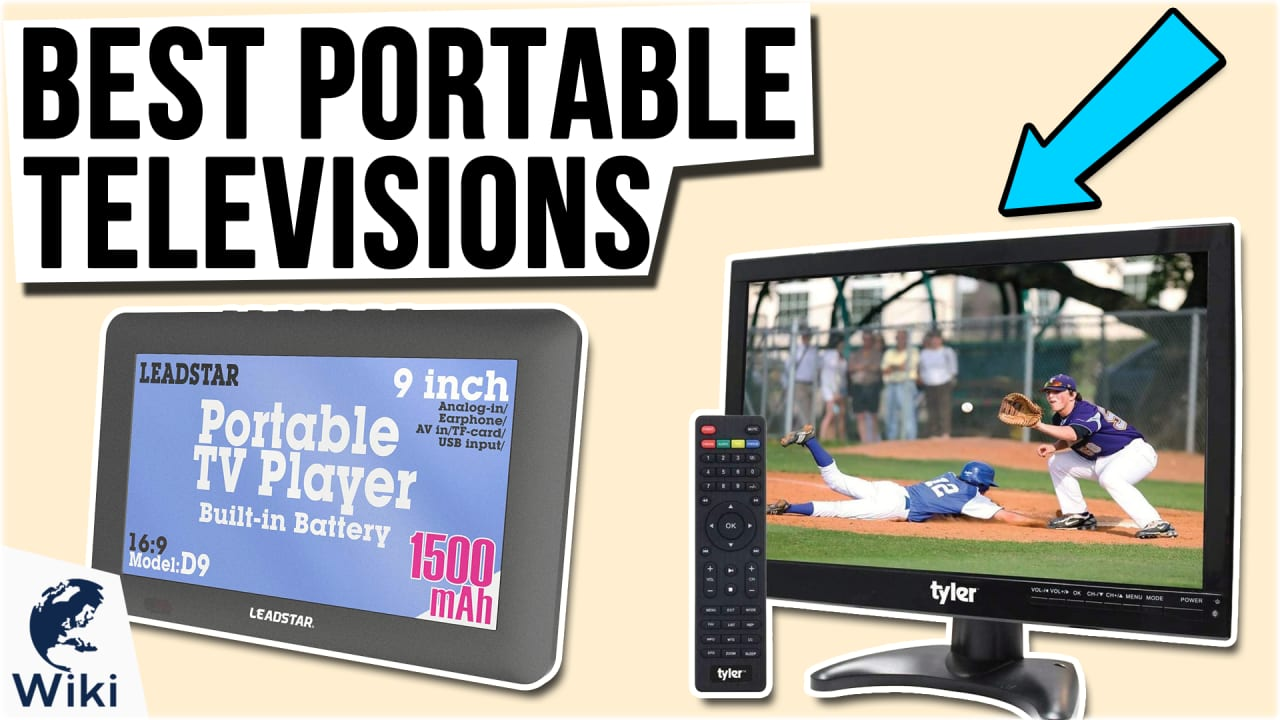 8 Best Portable Televisions