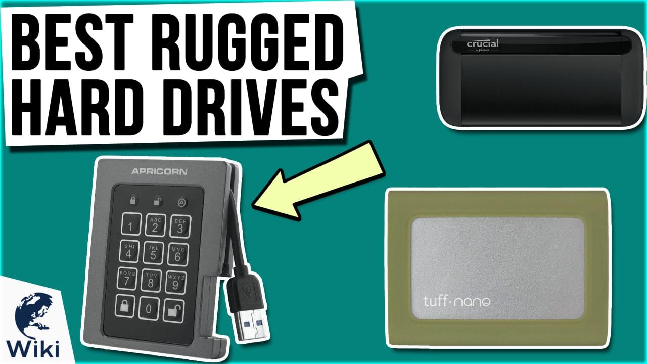 10 Best Rugged Hard Drives