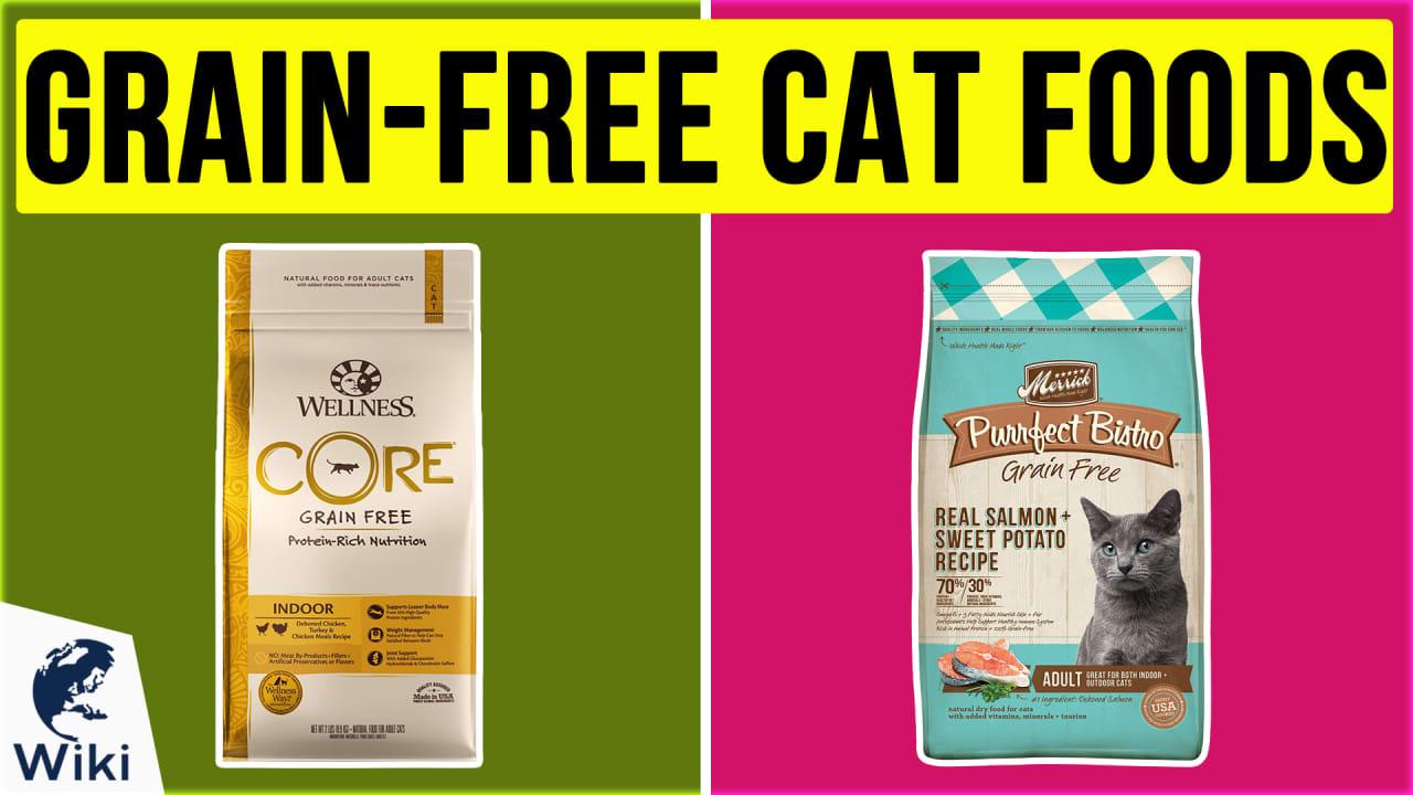 9 Best Grain-Free Cat Foods