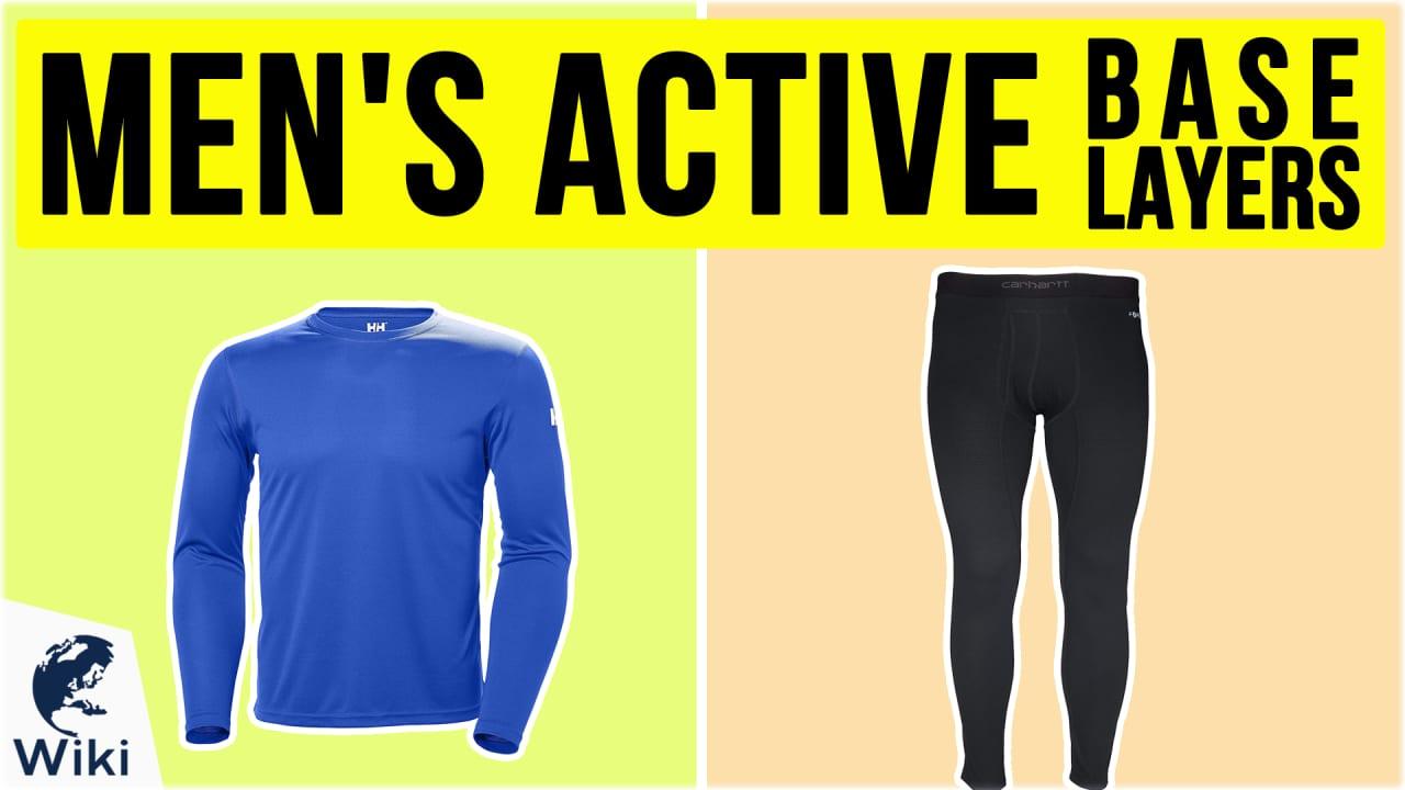 10 Best Men's Active Base Layers