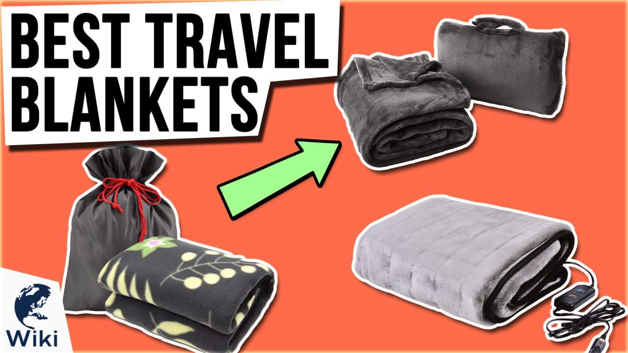 10 Best Travel Blankets