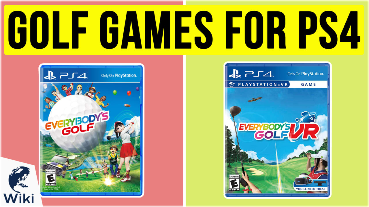 7 Best Golf Games For PS4