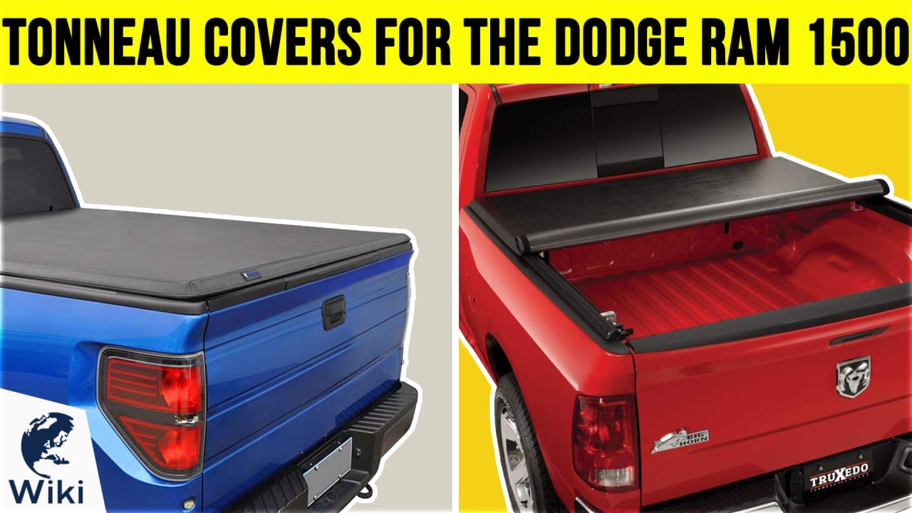10 Best Tonneau Covers For The Dodge Ram 1500