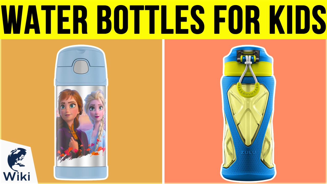 10 Best Water Bottles For Kids