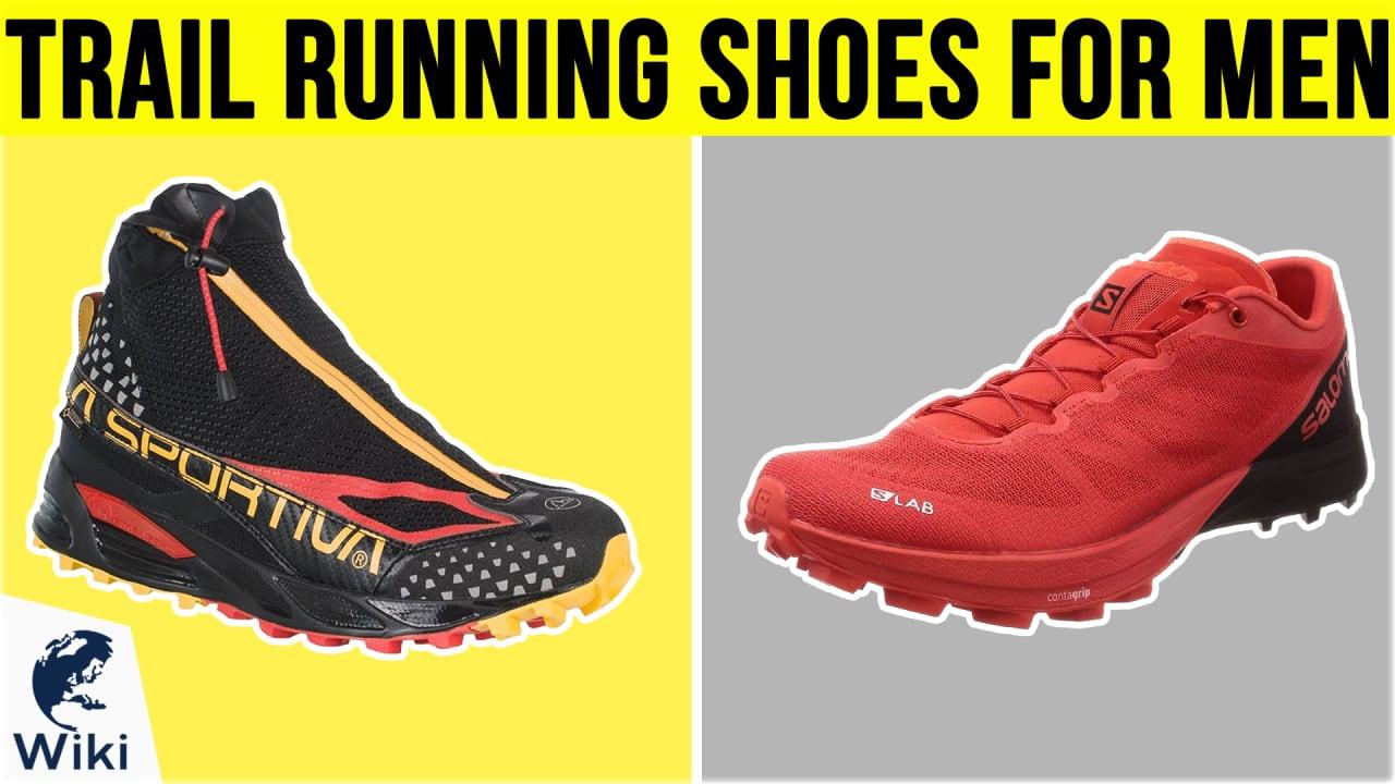 10 Best Trail Running Shoes For Men