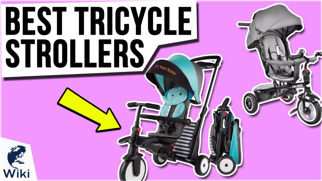 10 Best Tricycle Strollers
