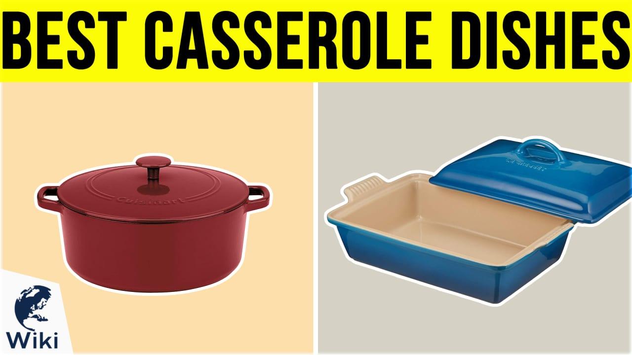 10 Best Casserole Dishes