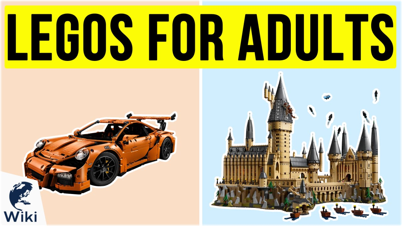 10 Best Legos For Adults
