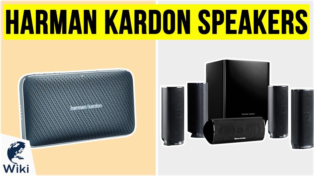 10 Best Harman Kardon Speakers