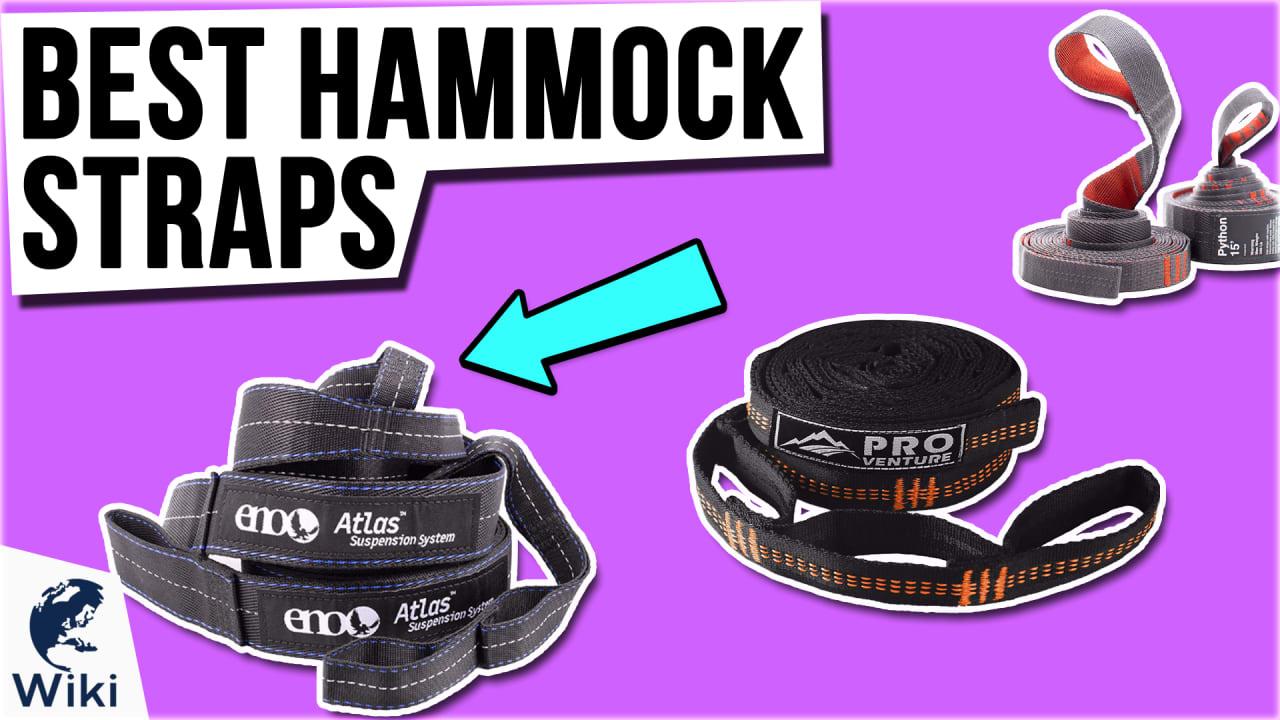 10 Best Hammock Straps